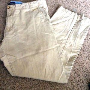 Cream pants U.S.  POLO ASSN. Men